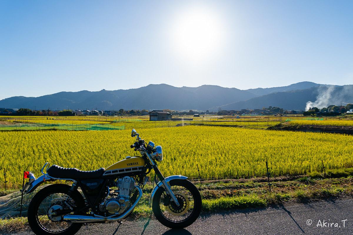 バイクは楽し!! YAMAHA SR400 -60-_f0152550_23235682.jpg