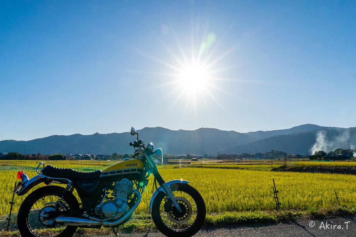 バイクは楽し!! YAMAHA SR400 -60-_f0152550_23240642.jpg