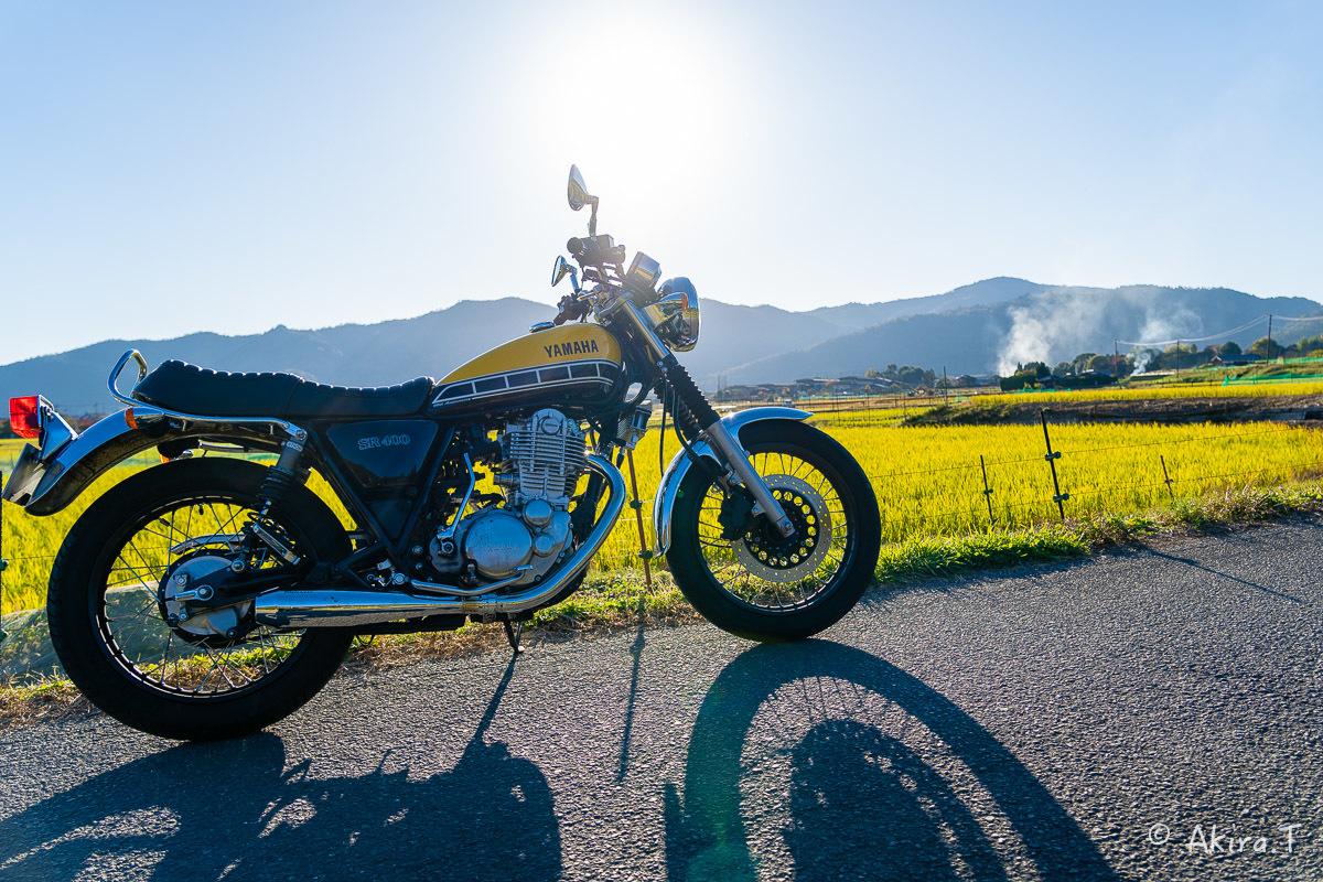 バイクは楽し!! YAMAHA SR400 -60-_f0152550_23241562.jpg
