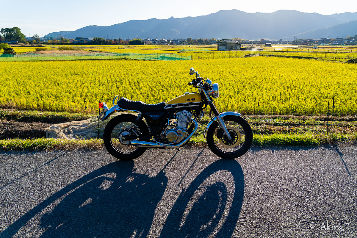 バイクは楽し!! YAMAHA SR400 -60-_f0152550_23244036.jpg