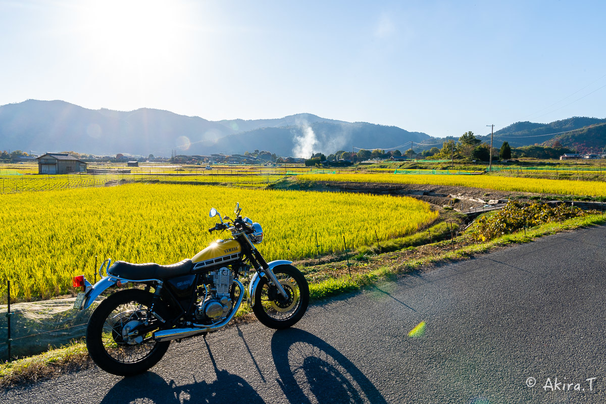 バイクは楽し!! YAMAHA SR400 -60-_f0152550_23250577.jpg