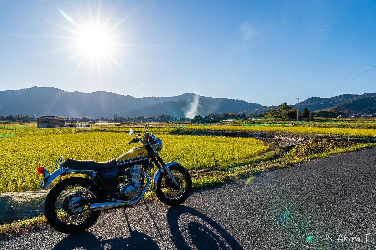 バイクは楽し!! YAMAHA SR400 -60-_f0152550_23251546.jpg
