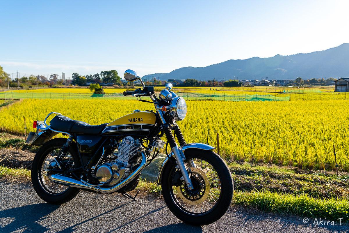 バイクは楽し!! YAMAHA SR400 -60-_f0152550_23252762.jpg