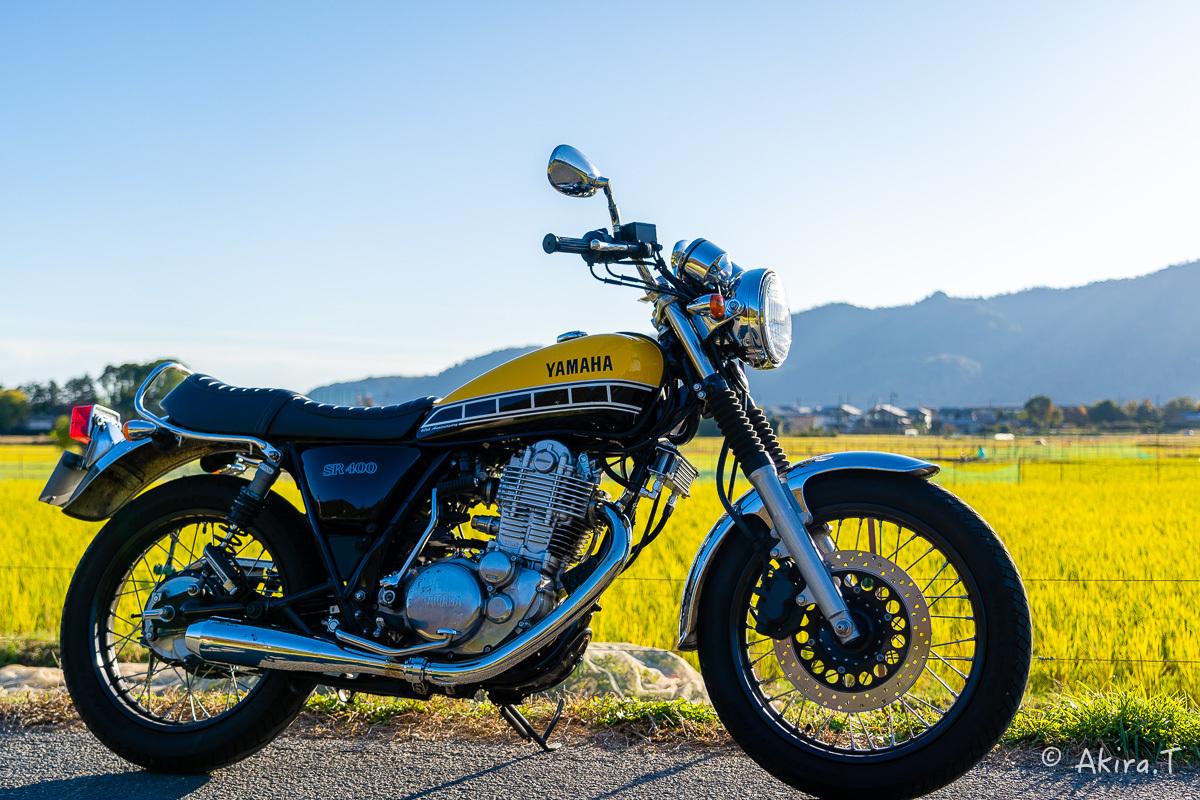 バイクは楽し!! YAMAHA SR400 -60-_f0152550_23254561.jpg