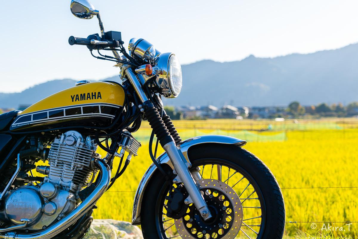 バイクは楽し!! YAMAHA SR400 -60-_f0152550_23265622.jpg
