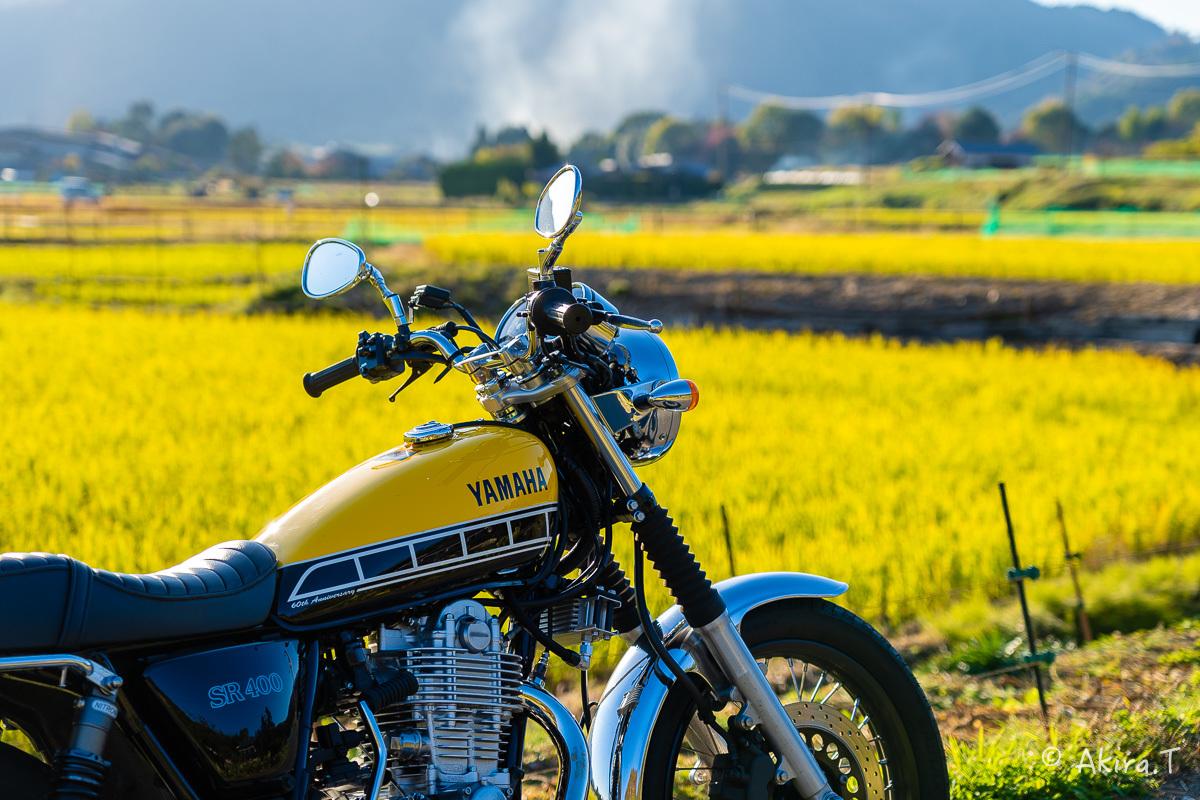バイクは楽し!! YAMAHA SR400 -60-_f0152550_23270503.jpg