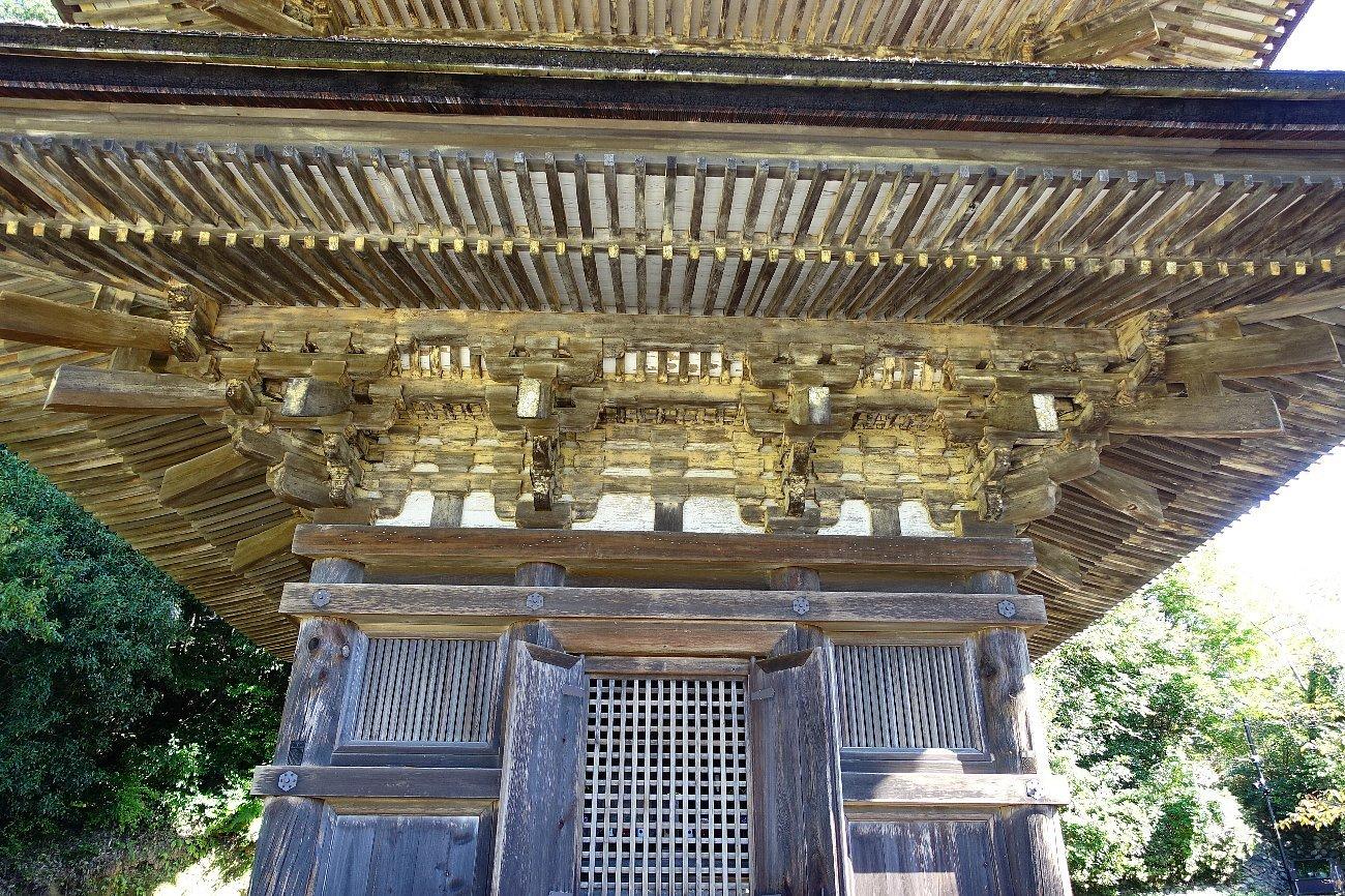 瑠璃光寺 五重塔と池泉庭園_c0112559_08222517.jpg