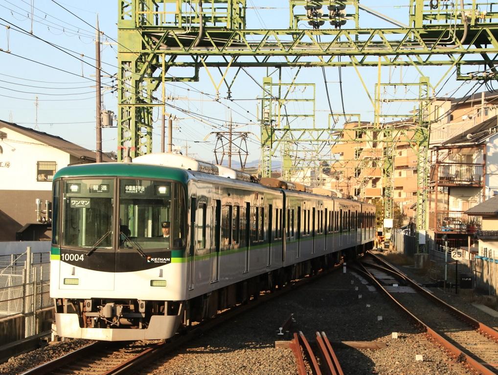 京阪10000系 宇治駅にて_d0202264_21104811.jpg