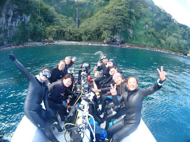ハンマーにタイガー!!!やっぱりすごいよココ島!   COCO IS./COSTA RICA_e0184067_15500882.jpg