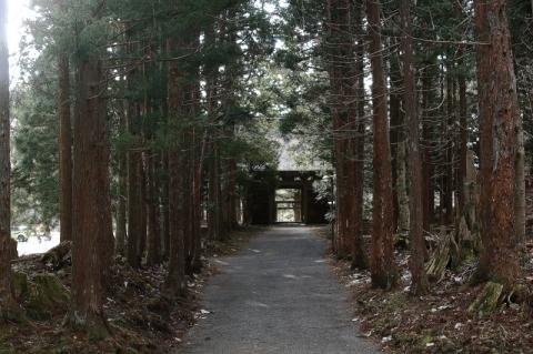 今朝の早池峯神社_f0075075_13145438.jpg