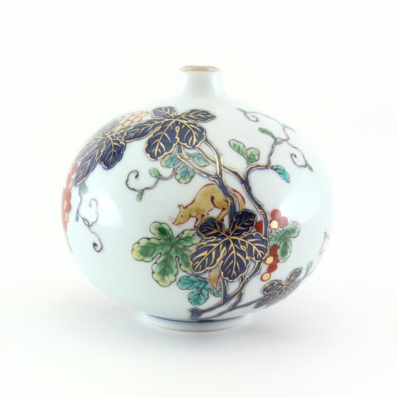 薪窯焼成花器-初お披露目-_b0289777_16425668.jpg