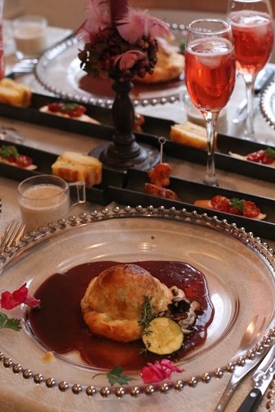 ファリーナキッチンで クリスマスの料理教室♪_e0237680_16380360.jpg