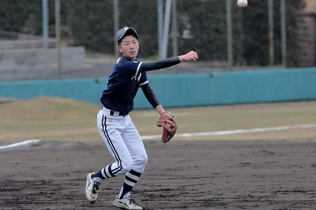 第4回3年生大会 vs京田辺ボーイズ7_a0170082_13131224.jpg