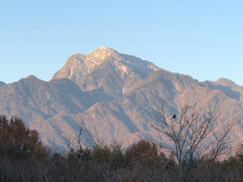 八ヶ岳の雪、甲斐駒ケ岳の雪、ことは少ない。が、これから先、多くなるだろう。_d0338282_11133158.jpg