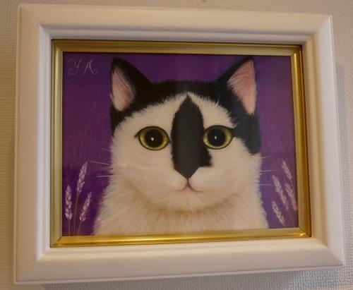 猫の手を借りた絵画展_b0236186_11481460.jpeg