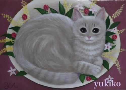 猫の手を借りた絵画展_b0236186_11515545.jpeg