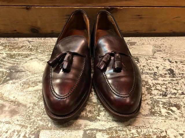 12月21日(土)大阪店スーペリア入荷!#3 LeatherShoes編!! ALDEN & AllenEdmonds, Florsheim, Johnston&Murphy, Cordovan!!_c0078587_1236455.jpg