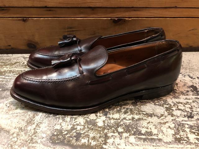 12月21日(土)大阪店スーペリア入荷!#3 LeatherShoes編!! ALDEN & AllenEdmonds, Florsheim, Johnston&Murphy, Cordovan!!_c0078587_12365393.jpg