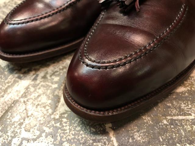12月21日(土)大阪店スーペリア入荷!#3 LeatherShoes編!! ALDEN & AllenEdmonds, Florsheim, Johnston&Murphy, Cordovan!!_c0078587_12374750.jpg