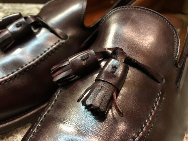 12月21日(土)大阪店スーペリア入荷!#3 LeatherShoes編!! ALDEN & AllenEdmonds, Florsheim, Johnston&Murphy, Cordovan!!_c0078587_1238221.jpg
