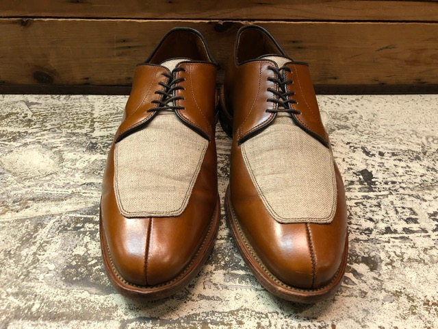 12月21日(土)大阪店スーペリア入荷!#3 LeatherShoes編!! ALDEN & AllenEdmonds, Florsheim, Johnston&Murphy, Cordovan!!_c0078587_12391024.jpg