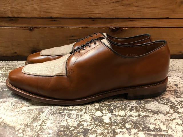 12月21日(土)大阪店スーペリア入荷!#3 LeatherShoes編!! ALDEN & AllenEdmonds, Florsheim, Johnston&Murphy, Cordovan!!_c0078587_12392332.jpg