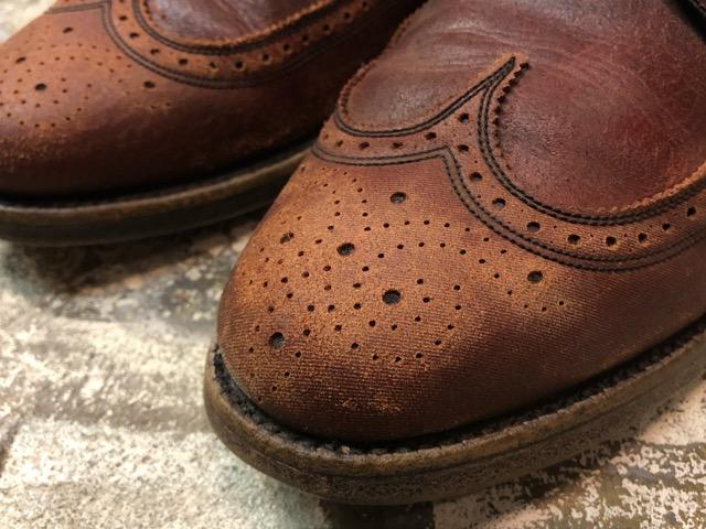 12月21日(土)大阪店スーペリア入荷!#3 LeatherShoes編!! ALDEN & AllenEdmonds, Florsheim, Johnston&Murphy, Cordovan!!_c0078587_1310530.jpg