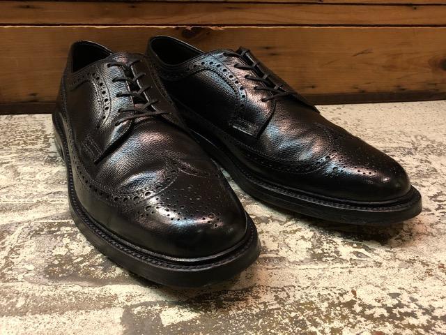 12月21日(土)大阪店スーペリア入荷!#3 LeatherShoes編!! ALDEN & AllenEdmonds, Florsheim, Johnston&Murphy, Cordovan!!_c0078587_13195361.jpg
