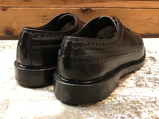 12月21日(土)大阪店スーペリア入荷!#3 LeatherShoes編!! ALDEN & AllenEdmonds, Florsheim, Johnston&Murphy, Cordovan!!_c0078587_13202967.jpg