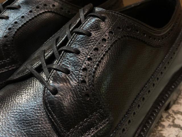 12月21日(土)大阪店スーペリア入荷!#3 LeatherShoes編!! ALDEN & AllenEdmonds, Florsheim, Johnston&Murphy, Cordovan!!_c0078587_13205421.jpg