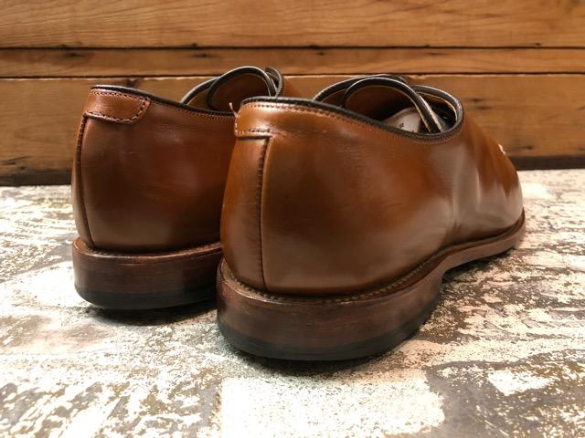12月21日(土)大阪店スーペリア入荷!#3 LeatherShoes編!! ALDEN & AllenEdmonds, Florsheim, Johnston&Murphy, Cordovan!!_c0078587_1321123.jpg