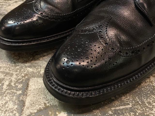 12月21日(土)大阪店スーペリア入荷!#3 LeatherShoes編!! ALDEN & AllenEdmonds, Florsheim, Johnston&Murphy, Cordovan!!_c0078587_1321318.jpg