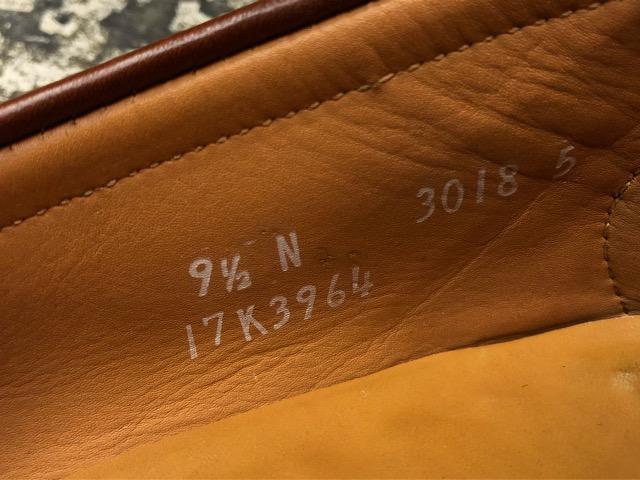 12月21日(土)大阪店スーペリア入荷!#3 LeatherShoes編!! ALDEN & AllenEdmonds, Florsheim, Johnston&Murphy, Cordovan!!_c0078587_13223460.jpg