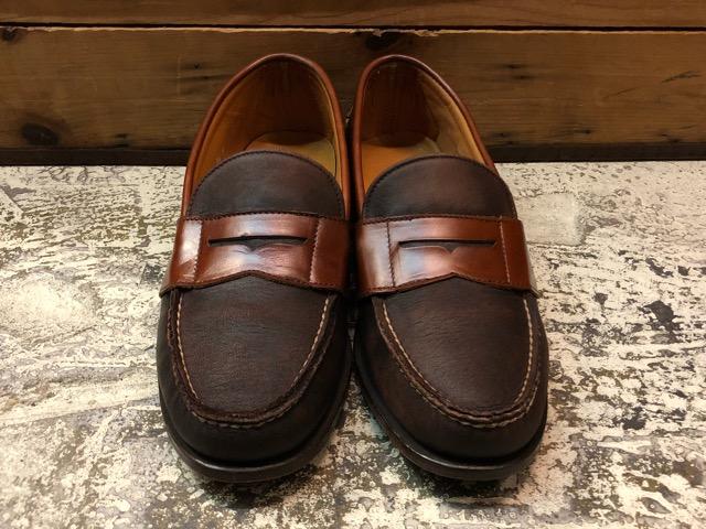 12月21日(土)大阪店スーペリア入荷!#3 LeatherShoes編!! ALDEN & AllenEdmonds, Florsheim, Johnston&Murphy, Cordovan!!_c0078587_13224263.jpg