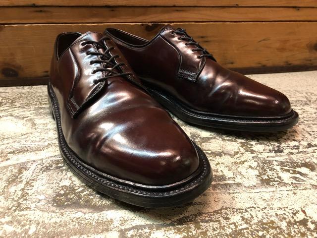 12月21日(土)大阪店スーペリア入荷!#3 LeatherShoes編!! ALDEN & AllenEdmonds, Florsheim, Johnston&Murphy, Cordovan!!_c0078587_1331926.jpg