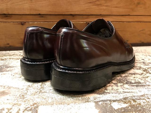 12月21日(土)大阪店スーペリア入荷!#3 LeatherShoes編!! ALDEN & AllenEdmonds, Florsheim, Johnston&Murphy, Cordovan!!_c0078587_1342522.jpg