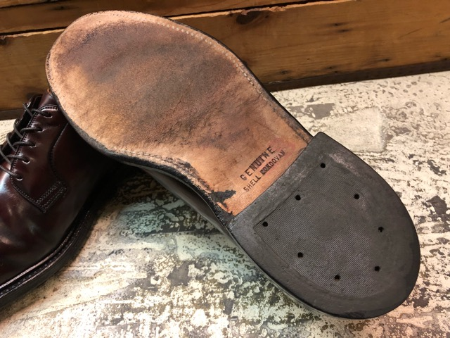 12月21日(土)大阪店スーペリア入荷!#3 LeatherShoes編!! ALDEN & AllenEdmonds, Florsheim, Johnston&Murphy, Cordovan!!_c0078587_134348.jpg