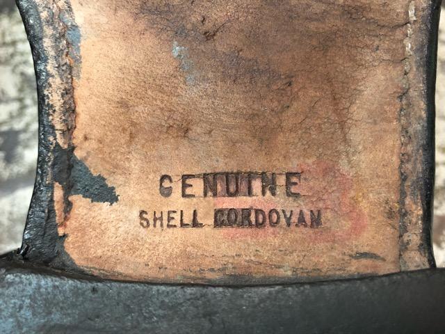 12月21日(土)大阪店スーペリア入荷!#3 LeatherShoes編!! ALDEN & AllenEdmonds, Florsheim, Johnston&Murphy, Cordovan!!_c0078587_1344868.jpg