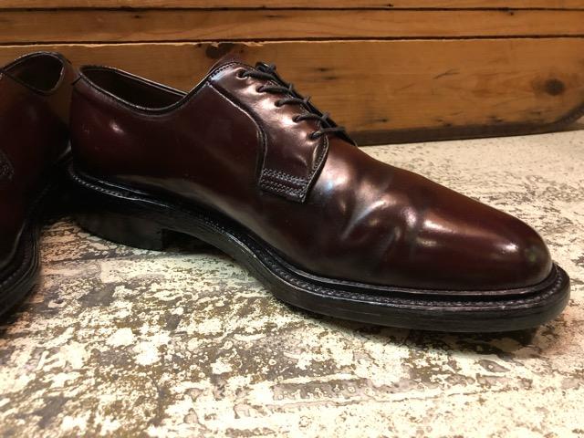 12月21日(土)大阪店スーペリア入荷!#3 LeatherShoes編!! ALDEN & AllenEdmonds, Florsheim, Johnston&Murphy, Cordovan!!_c0078587_1352359.jpg