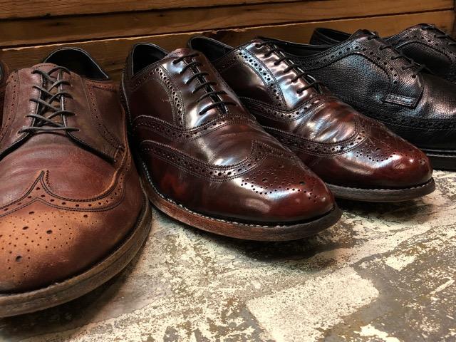 12月21日(土)大阪店スーペリア入荷!#3 LeatherShoes編!! ALDEN & AllenEdmonds, Florsheim, Johnston&Murphy, Cordovan!!_c0078587_1354847.jpg