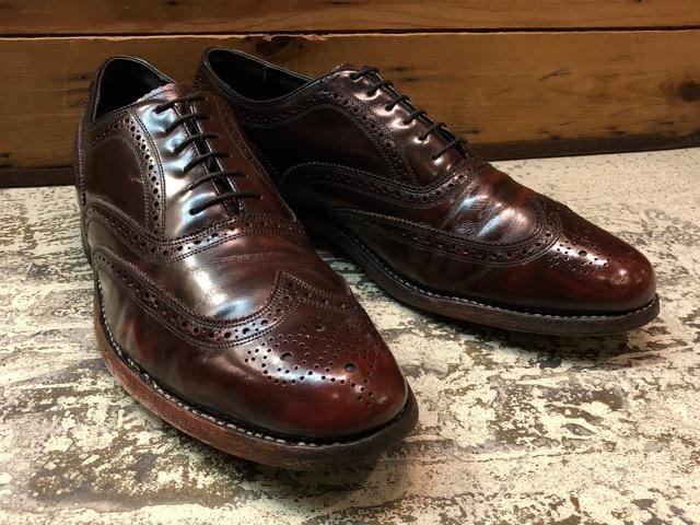 12月21日(土)大阪店スーペリア入荷!#3 LeatherShoes編!! ALDEN & AllenEdmonds, Florsheim, Johnston&Murphy, Cordovan!!_c0078587_136199.jpg