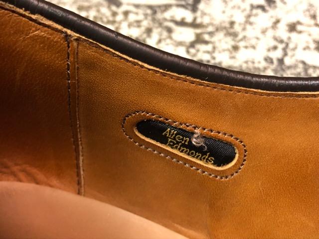 12月21日(土)大阪店スーペリア入荷!#3 LeatherShoes編!! ALDEN & AllenEdmonds, Florsheim, Johnston&Murphy, Cordovan!!_c0078587_1362596.jpg