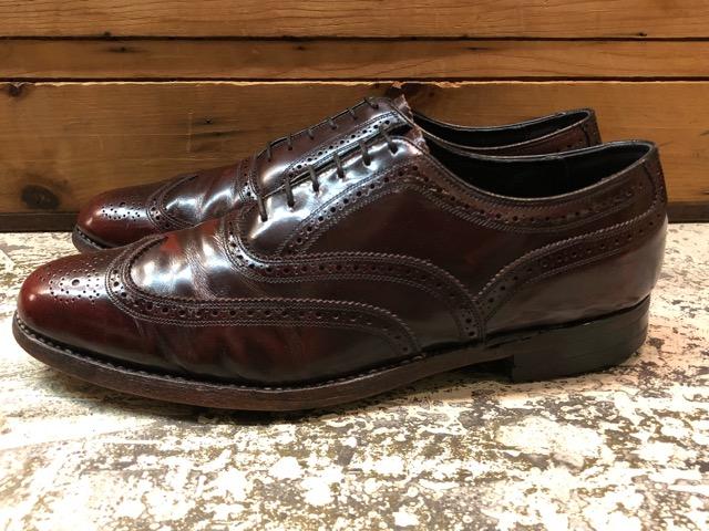 12月21日(土)大阪店スーペリア入荷!#3 LeatherShoes編!! ALDEN & AllenEdmonds, Florsheim, Johnston&Murphy, Cordovan!!_c0078587_1373586.jpg