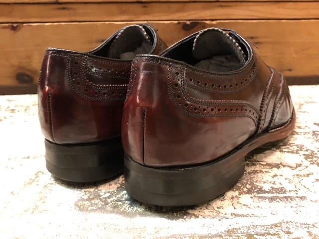 12月21日(土)大阪店スーペリア入荷!#3 LeatherShoes編!! ALDEN & AllenEdmonds, Florsheim, Johnston&Murphy, Cordovan!!_c0078587_1374392.jpg