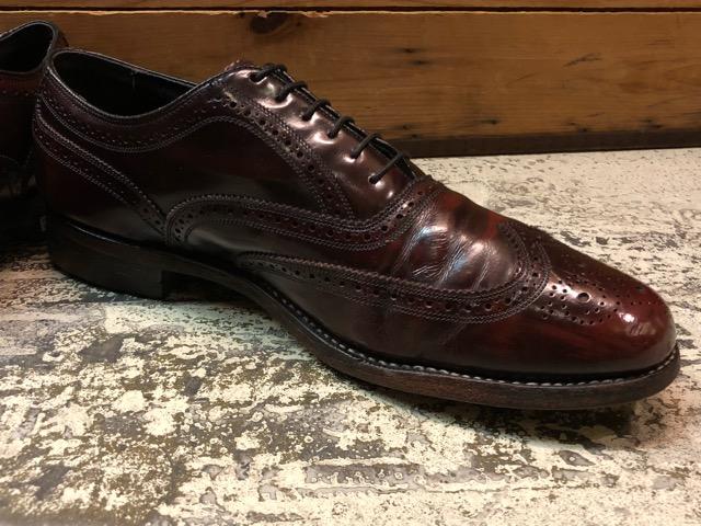 12月21日(土)大阪店スーペリア入荷!#3 LeatherShoes編!! ALDEN & AllenEdmonds, Florsheim, Johnston&Murphy, Cordovan!!_c0078587_1375834.jpg