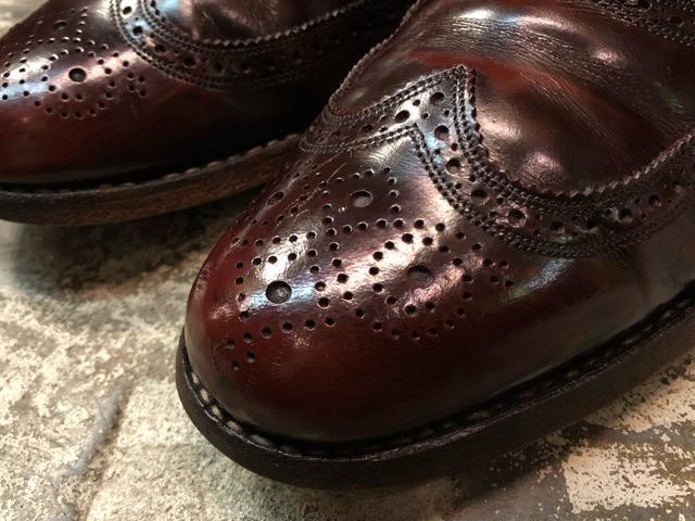 12月21日(土)大阪店スーペリア入荷!#3 LeatherShoes編!! ALDEN & AllenEdmonds, Florsheim, Johnston&Murphy, Cordovan!!_c0078587_1382882.jpg