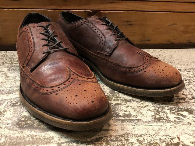 12月21日(土)大阪店スーペリア入荷!#3 LeatherShoes編!! ALDEN & AllenEdmonds, Florsheim, Johnston&Murphy, Cordovan!!_c0078587_1384210.jpg