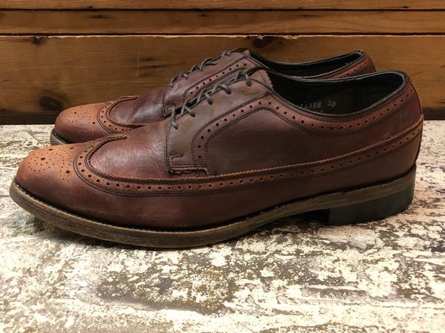 12月21日(土)大阪店スーペリア入荷!#3 LeatherShoes編!! ALDEN & AllenEdmonds, Florsheim, Johnston&Murphy, Cordovan!!_c0078587_1391759.jpg