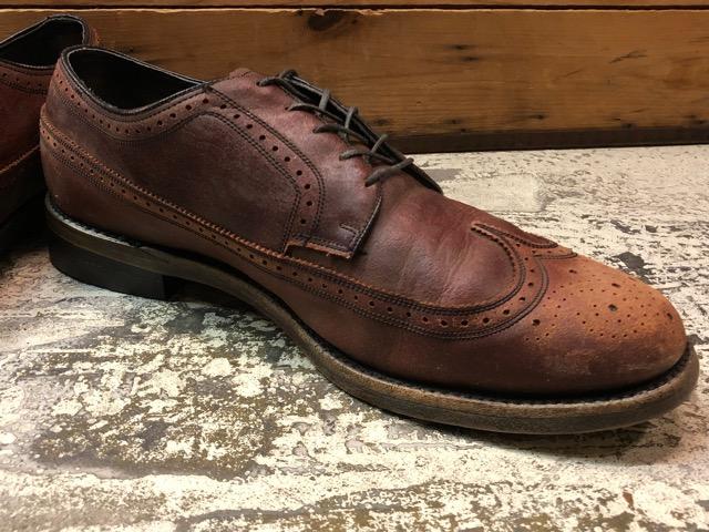 12月21日(土)大阪店スーペリア入荷!#3 LeatherShoes編!! ALDEN & AllenEdmonds, Florsheim, Johnston&Murphy, Cordovan!!_c0078587_1393443.jpg