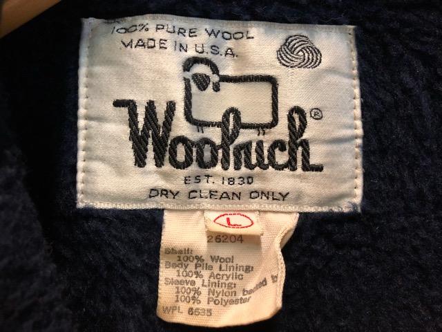 12月21日(土)大阪店スーペリア入荷!#5 L.L.Bean & Woolrich編!! BostonBag & A-2 Type, BoaVest!!_c0078587_19104983.jpg